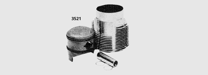 Cylindre - Piston