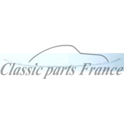 moulure arrière capote lunette arrière - Porsche 356 C