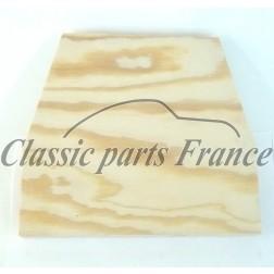 planche en bois sous batterie - 356 Pré A et AT1