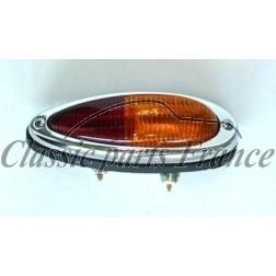feu arrière droit orange/rouge 356 AT2 - 356 C