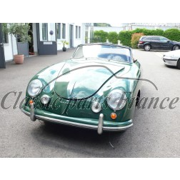 356 original 1500S cabriolet 12/1953 - advanced, nearly finished restoration