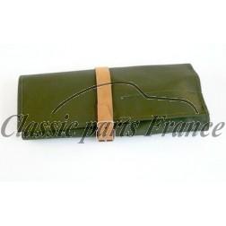pochette à outils verte vide 356 A jusqu'à 356 BT5