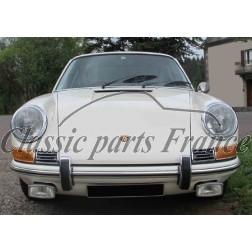 Porsche 912 Coupé toit ouvrant ivoire