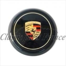écusson bouton klaxon B/C | Porsche 356
