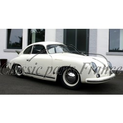 Continental Coupé Porsche 356 Pre A  01/1955 - Vendu