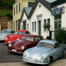 Porsche 356 en vente