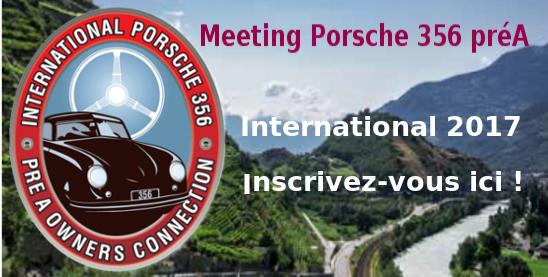 Meeting Porsche 356 2017