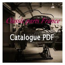 Catalogue pièces Porsche 356