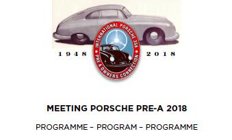 meeting porsche 356