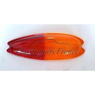 verre de feu arrière droit jaune/rouge 356 AT2 - 356 C