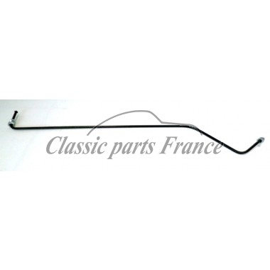 conduite de frein avant droite - Porsche 356