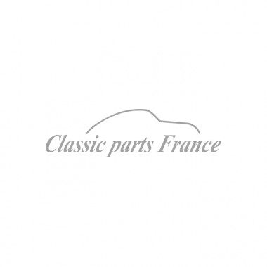 jante chromée 45x15 - Porsche 356 A et B