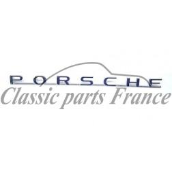écriture Porsche 356 préA et A
