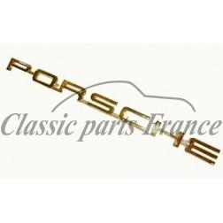 écriture Porsche - Porsche 356 T6/C