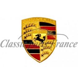 insigne poignée de capot - Porsche 356