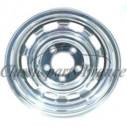 jante aluminium massif 55x15 ou 60x15 - 356