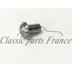 rivet fixation clip enjoliveur roue 356 B