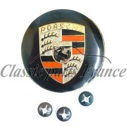 insigne emaillée enjoliveur de roue 901 356 C/SC et 912