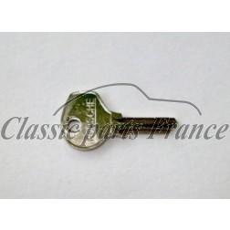 clé brute avec insigne Porsche série K 100 356 A à BT5