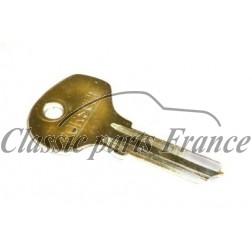clé brute avec insigne Porsche série K 300 356 T6/C