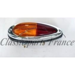 feu arrière gauche orange/rouge - Porsche 356 AT2 - 356 C