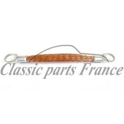 câble masse colonne de direction - Porsche 356
