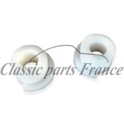 paire de bagues en plastique accouplement vitesses